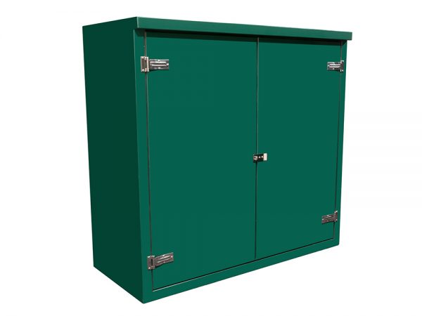 Double Door GRP Electrical Cabinets D4