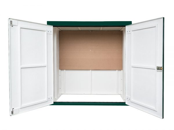 Double Door GRP Electrical Cabinets D6