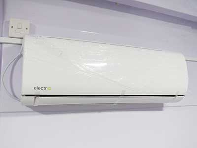 wall mounted air con unit