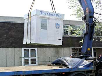 hiab crane lorry